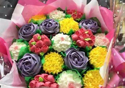 19 Cupcake Bouquet - Deluxe