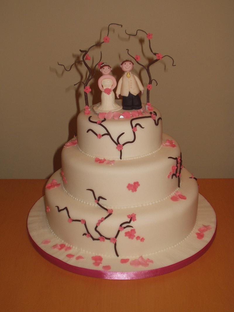 Wedding Cake Reviews North London