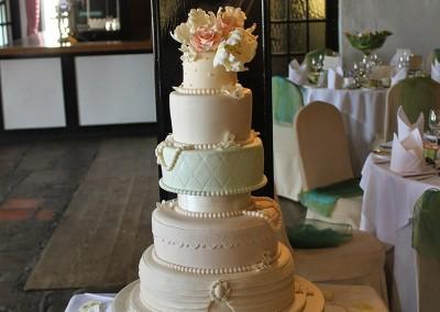 Wedding Cakes - Shades of Spring