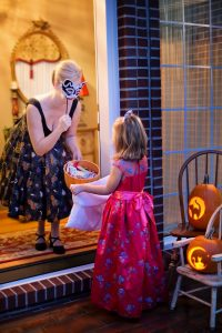 trick or treat activities