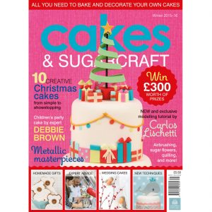 Cakes and Sugar Craft Magazine