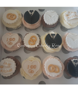 Engagement cupcakes (1)