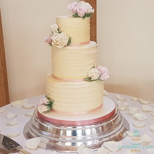 Sugar Rose Rustic Buttercream