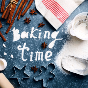 How to find time to bake